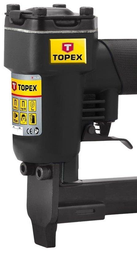 Пневмостеплер TOPEX 74L232 фото 3