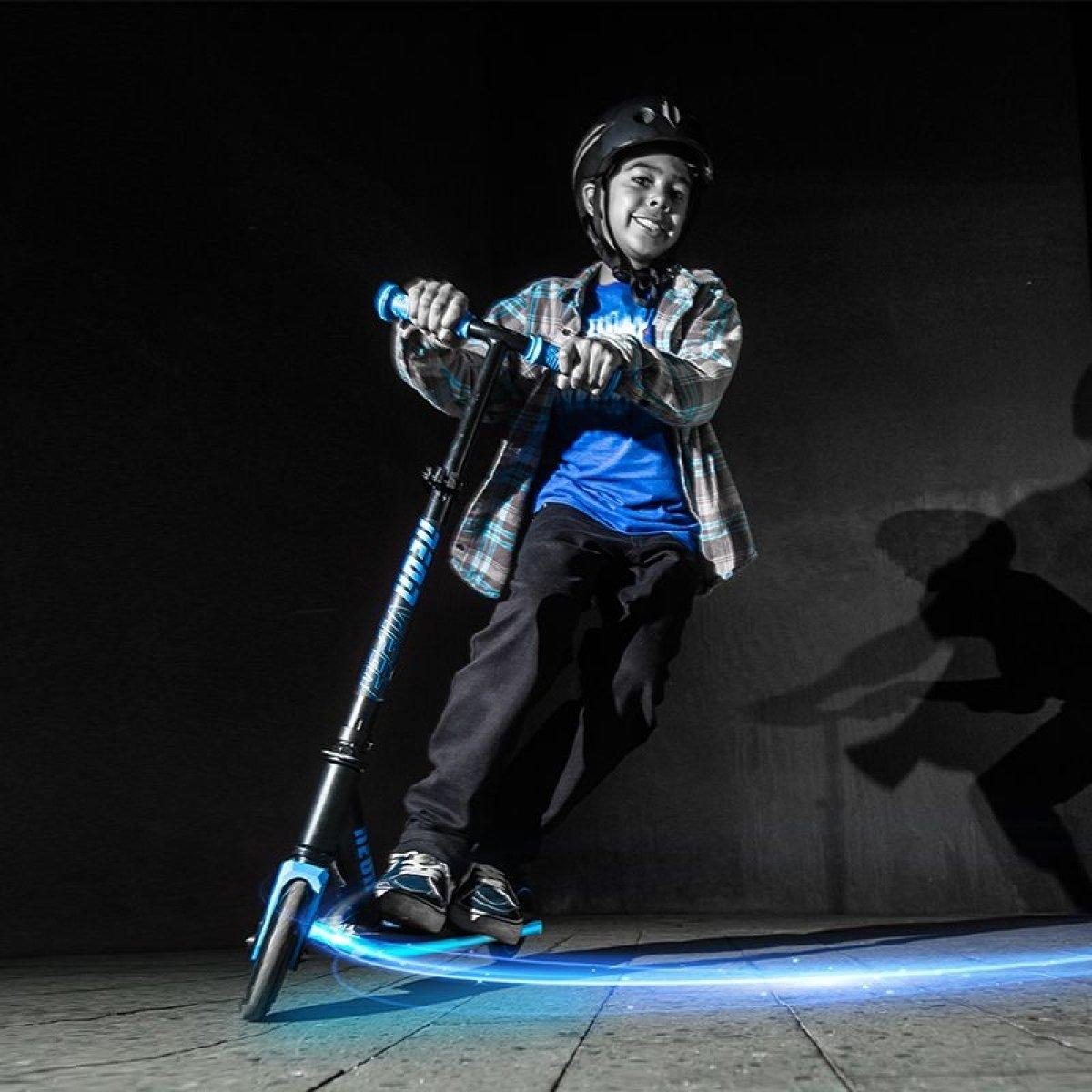 Самокат Neon VIPER синий (N100828) фото 3