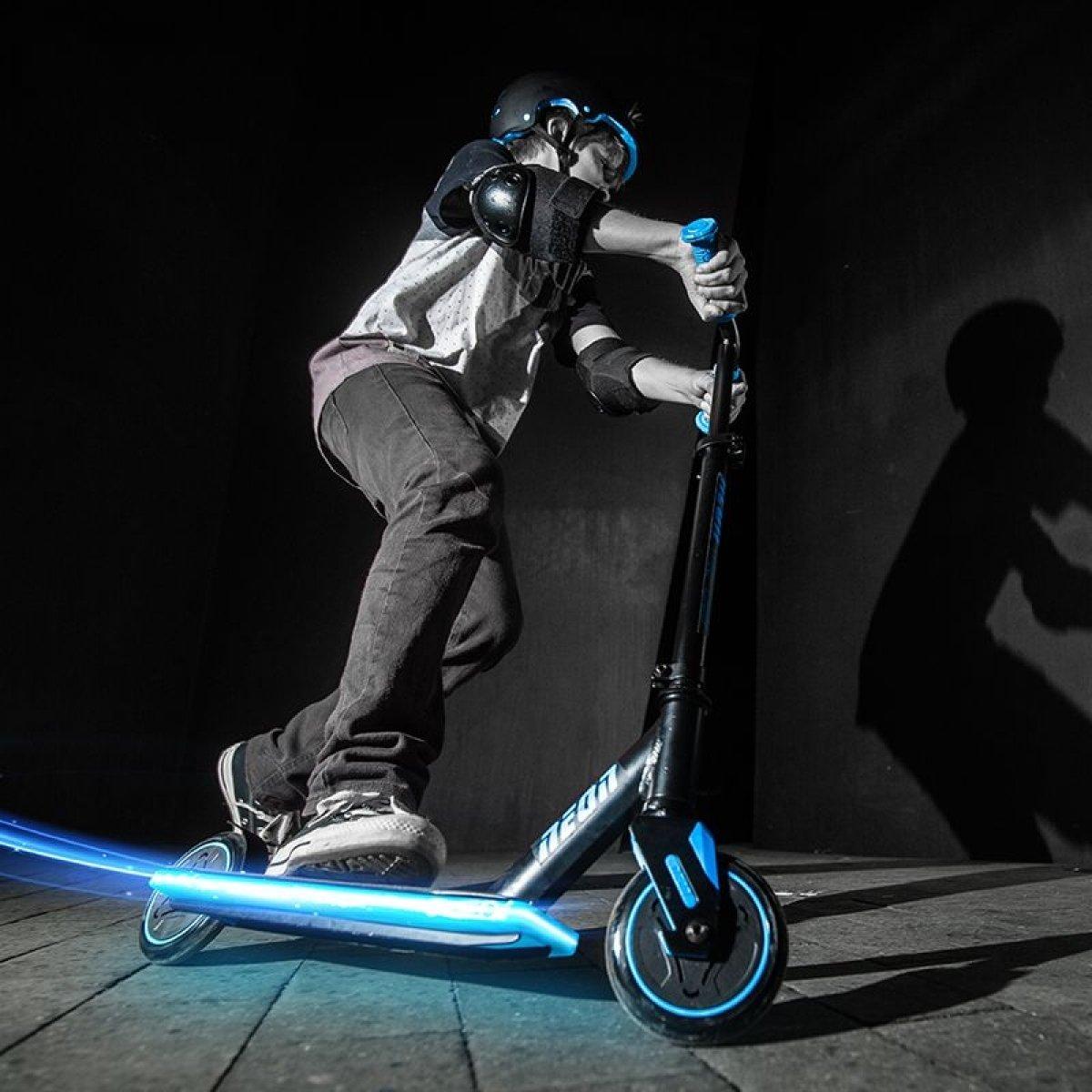 Самокат Neon VIPER синий (N100828) фото 4