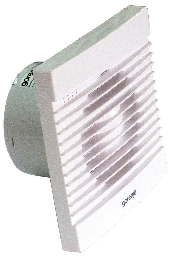 Вытяжной вентилятор Gorenje BVN100WS фото