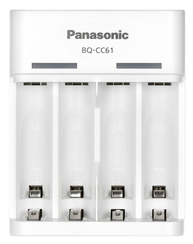 Зарядний пристрій Panasonic Basic USB Charger (BQ-CC61USB) фото