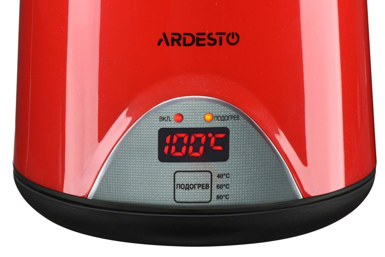 Электрочайник Ardesto EKL-1617RD фото