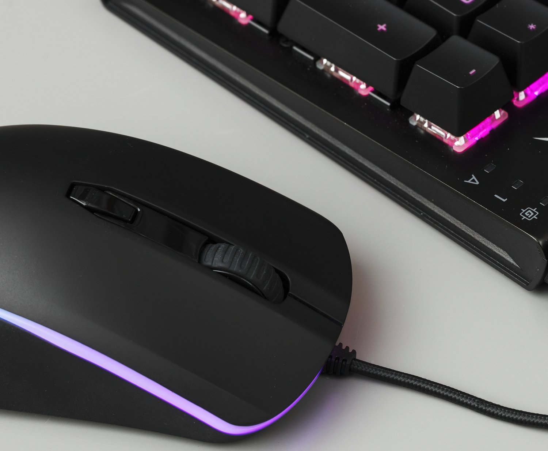 Ігрова миша HyperX Pulsefire Surge (HX-MC002B)фото