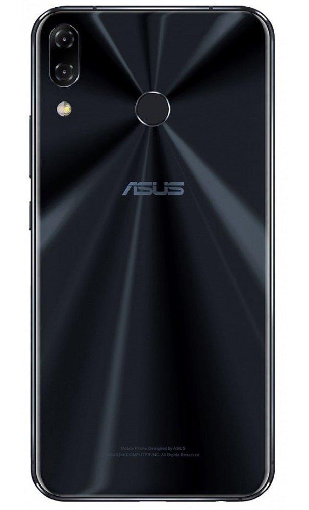 Смартфон Asus ZenFone 5Z (ZS620KL-2A052WW) DS Midnight Blue фото 3