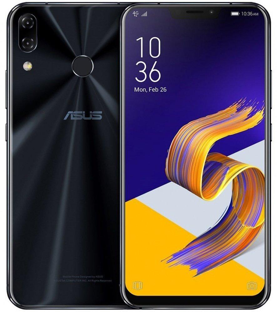 Смартфон Asus ZenFone 5Z (ZS620KL-2A052WW) DS Midnight Blue фото 2