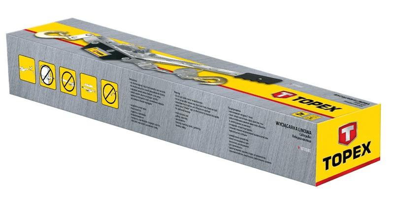 Таль канатная TOPEX 2 т (97X080 ) фото