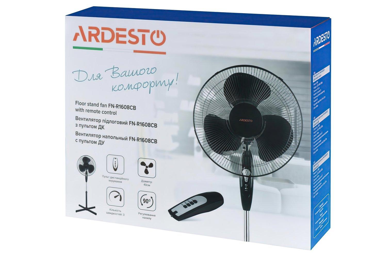 Вентилятор Ardesto FN-R1608CB фото