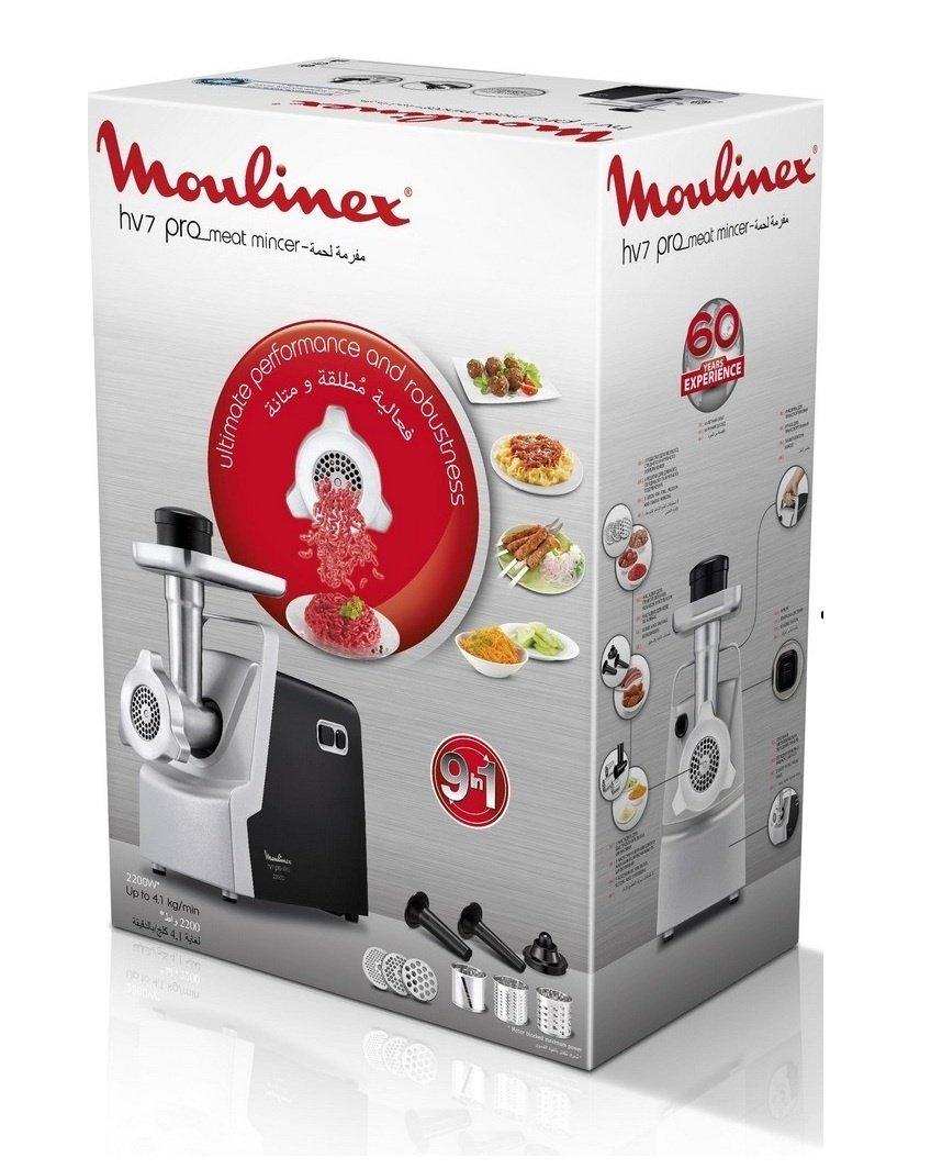 Мясорубка Moulinex ME548810 фото