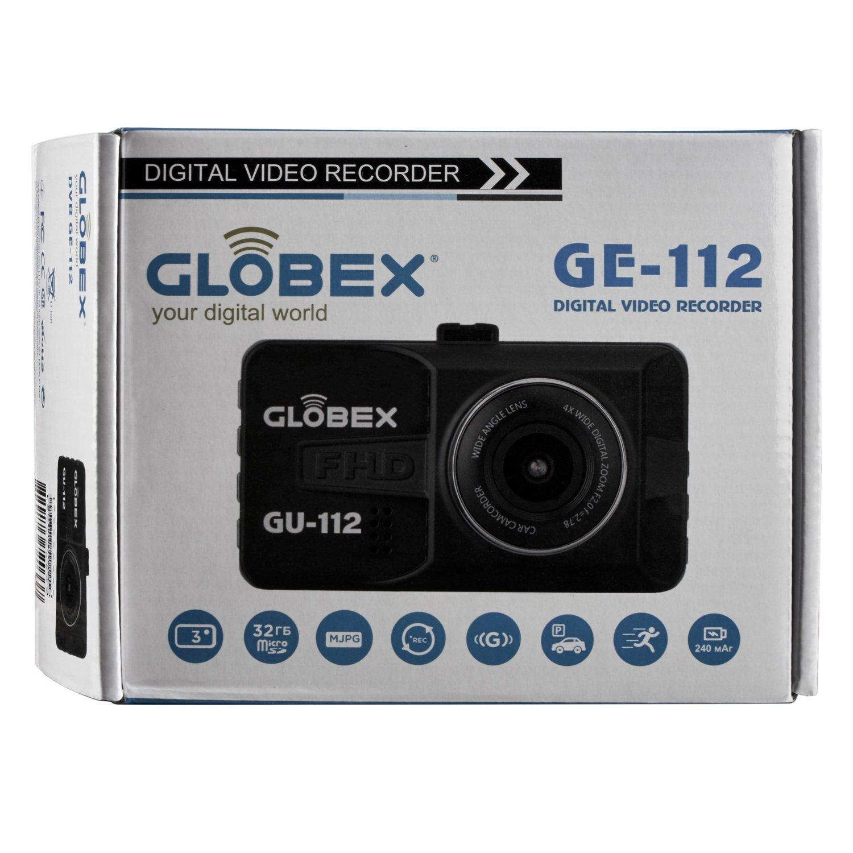 Відеореєстратор Globex GE-112 фото
