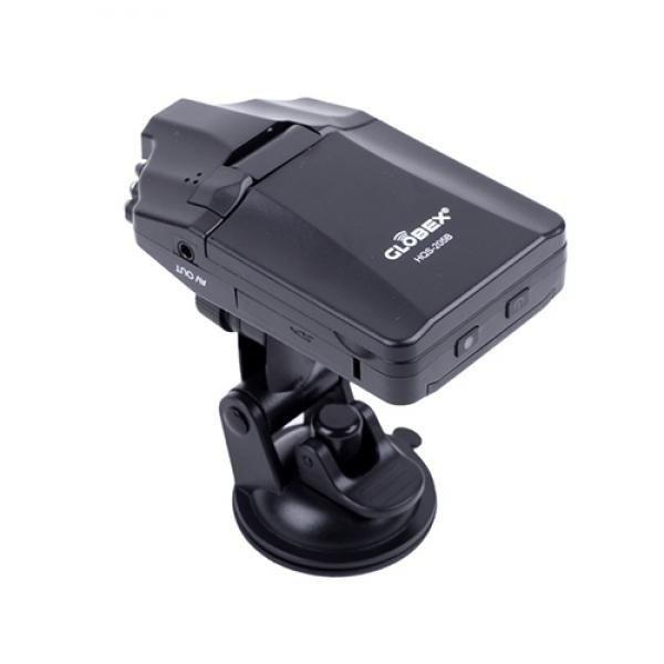 Відеореєстратор Globex HQS-205B фото