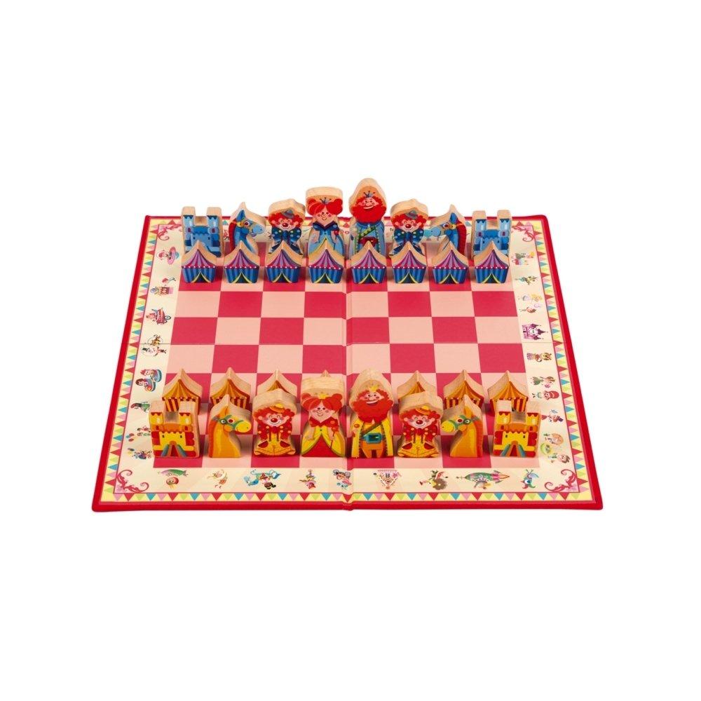 Настольная игра Janod Шахматы (J02745) фото 2