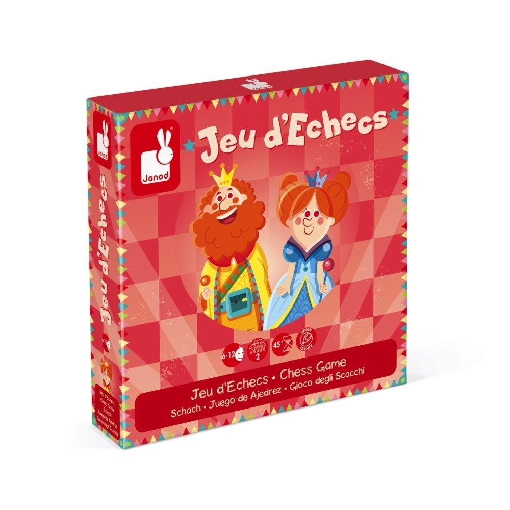 Настольная игра Janod Шахматы (J02745) фото 4