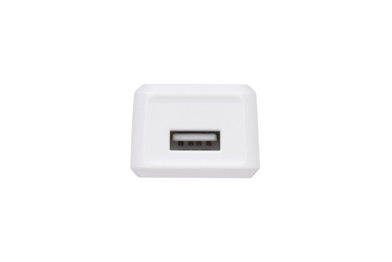 Мережевий зарядний пристрій 2E USB Wall Charger 2.1A White фото