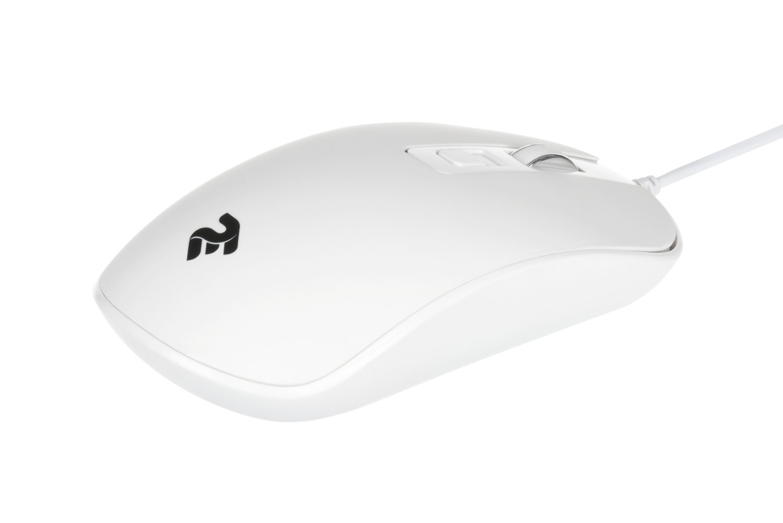 Мышь 2Е MF110 USB White (2E-MF110UW) фото