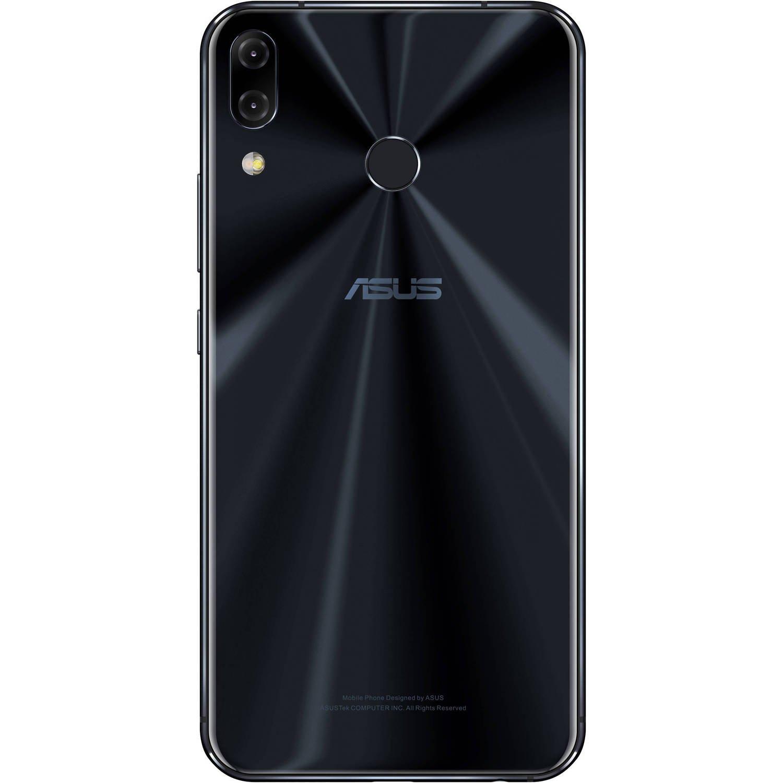 Смартфон Asus ZenFone 5Z (ZS620KL-2A084WW) DS Midnight Blue фото 6