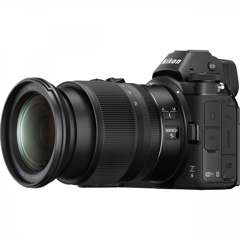Фотоаппарат NIKON Z6 + 24-70 F4.0 (VOA020K001) фото