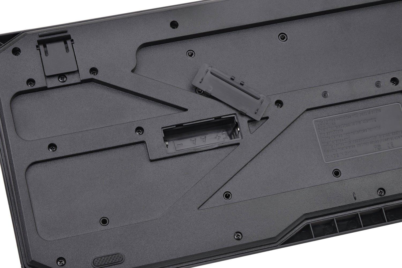 Беспроводной комплект мышь+клавиатура 2E MF410 Black (2E-MK410MWB) фото 9