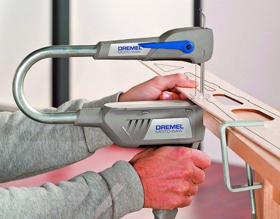 Электролобзик Dremel Moto-Saw (F013MS20JC) фото 6