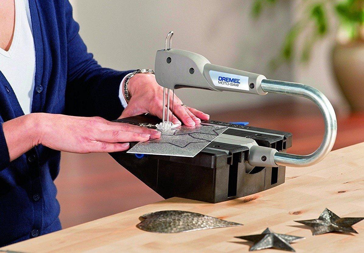 Электролобзик Dremel Moto-Saw (F013MS20JC) фото 7