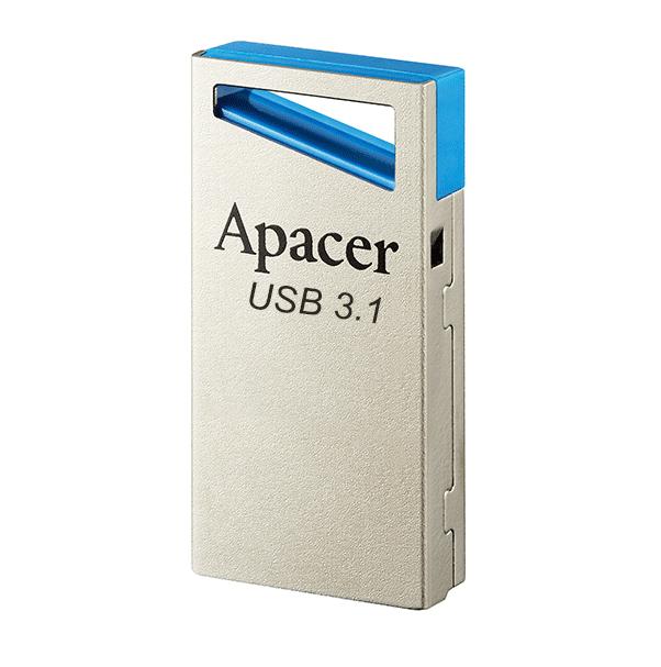 Накопичувач USB 3.0 APACER AH155 32GB Blue (AP32GAH155U-1) фото3
