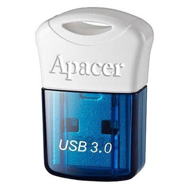 Накопичувач USB 3.0 APACER AH157 16GB Blue (AP16GAH157U-1) фото