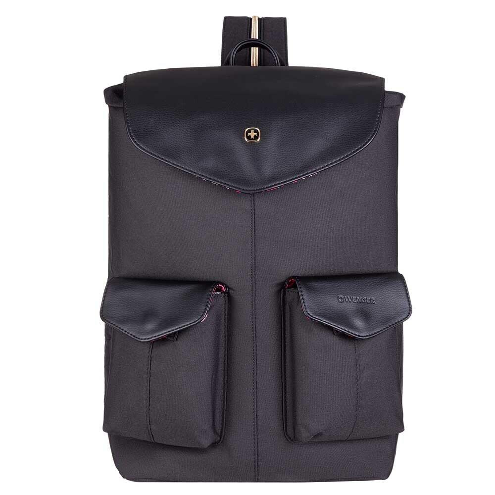 "<p>Рюкзак для ноутбука Wenger MarieJo 14"" Convertible Sling Black</p>фото2"