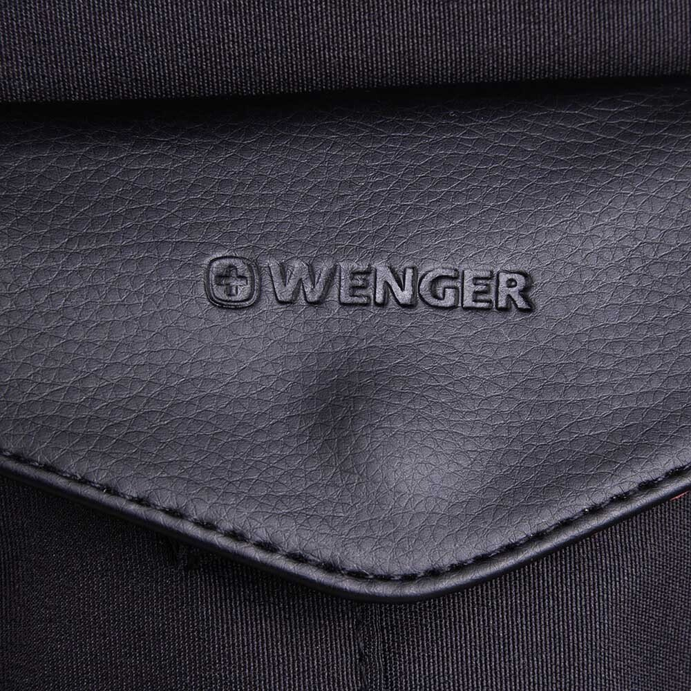 "<p>Рюкзак для ноутбука Wenger MarieJo 14"" Convertible Sling Black</p>фото11"