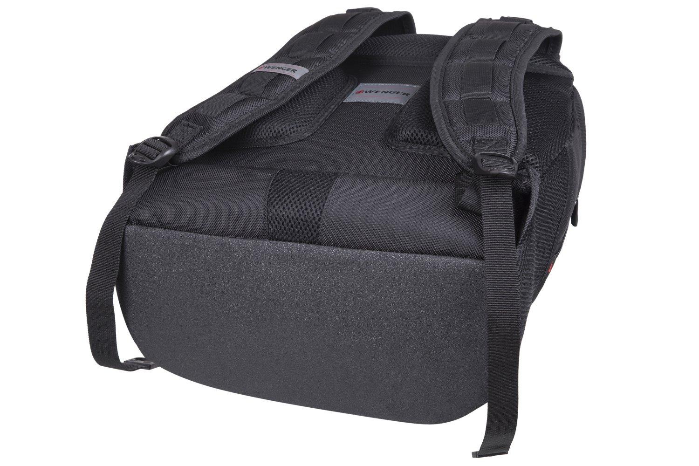 """Рюкзак для ноутбука Wenger Ibex 125th 16"""" Slim Black фото"""