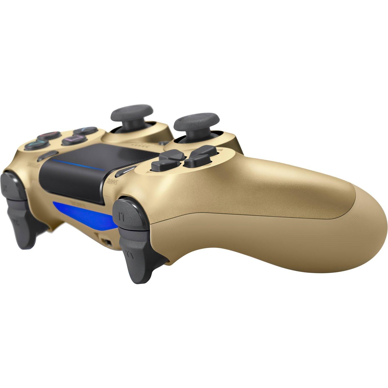 Беспроводной геймпад SONY Dualshock 4 V2 Gold для PS4 (9895558) фото 3