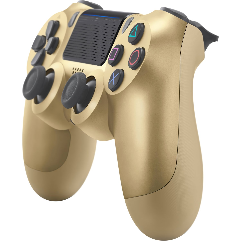 Беспроводной геймпад SONY Dualshock 4 V2 Gold для PS4 (9895558) фото 2