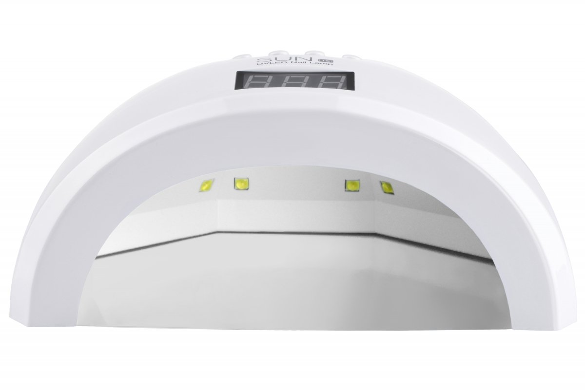 Лампа для маникюра UV LED SUN SUN1S_White 48 Вт фото 6