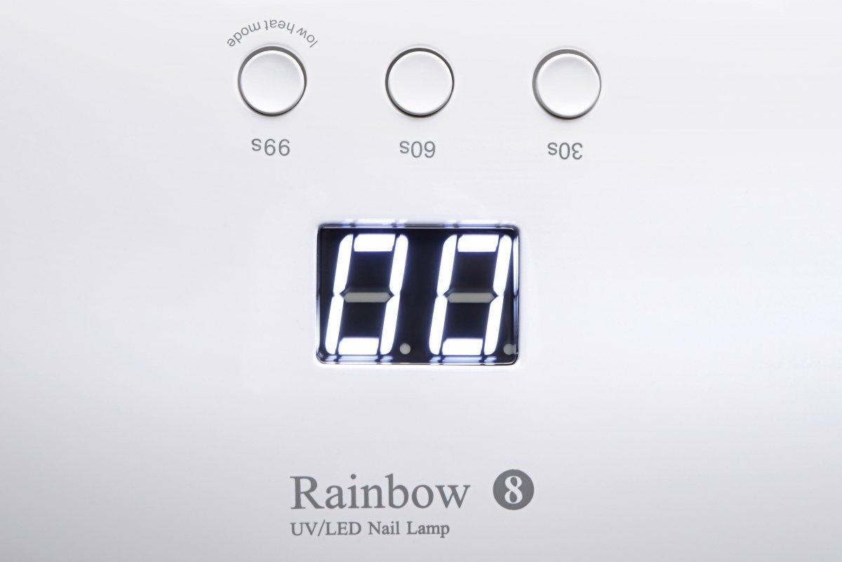 Лампа для маникюра UV LED SUN SUNRAINBROW8 36 Вт фото 6