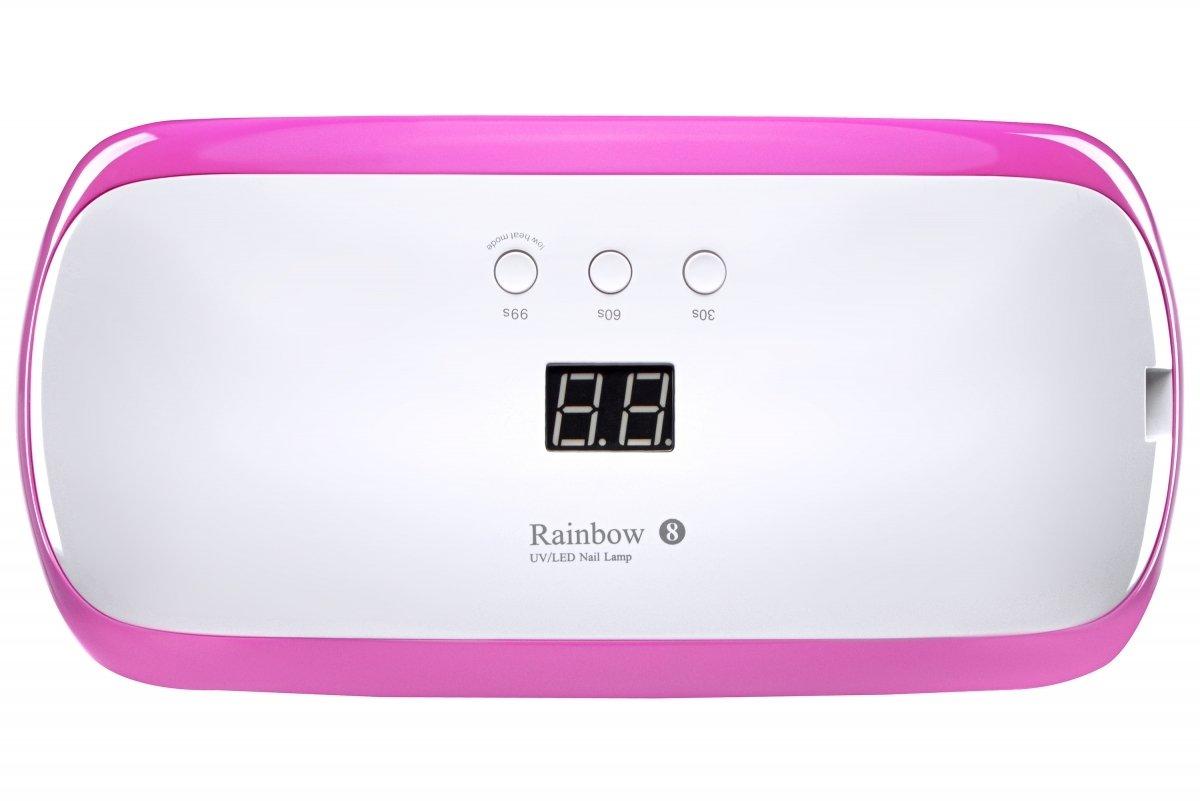Лампа для маникюра UV LED SUN SUNRAINBROW8 36 Вт фото 5