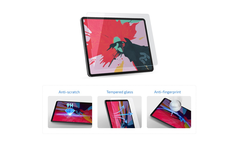 "Скло 2E для Huawei MediaPad M5/M5 Pro 10.8"" (CMR-AL19) 2.5D Clear фото"