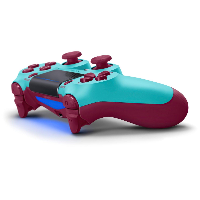 Беспроводной геймпад SONY Dualshock 4 V2 Berry Blue (9718918) фото 3