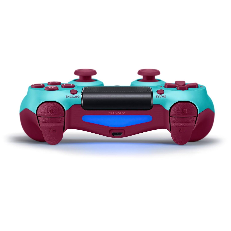Беспроводной геймпад SONY Dualshock 4 V2 Berry Blue (9718918) фото 4