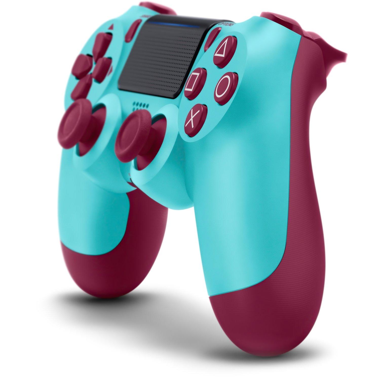 Беспроводной геймпад SONY Dualshock 4 V2 Berry Blue (9718918) фото 2