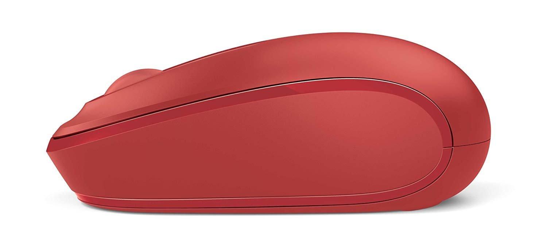 Миша Microsoft 1850 WL Flame Red (U7Z-00034) фото