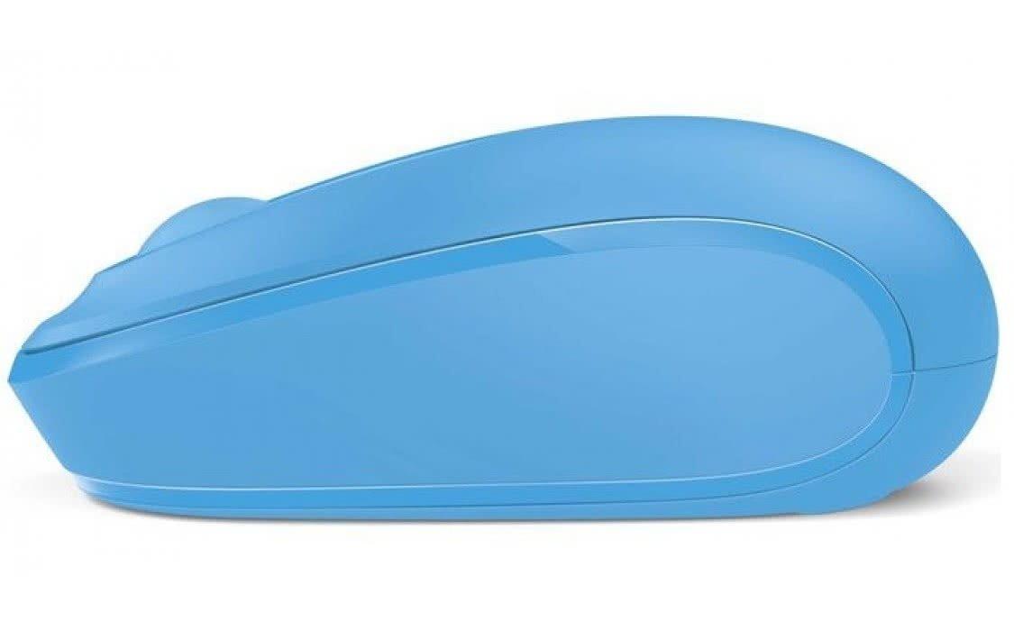 Миша Microsoft 1850 WL Cyan Blue (U7Z-00058) фото