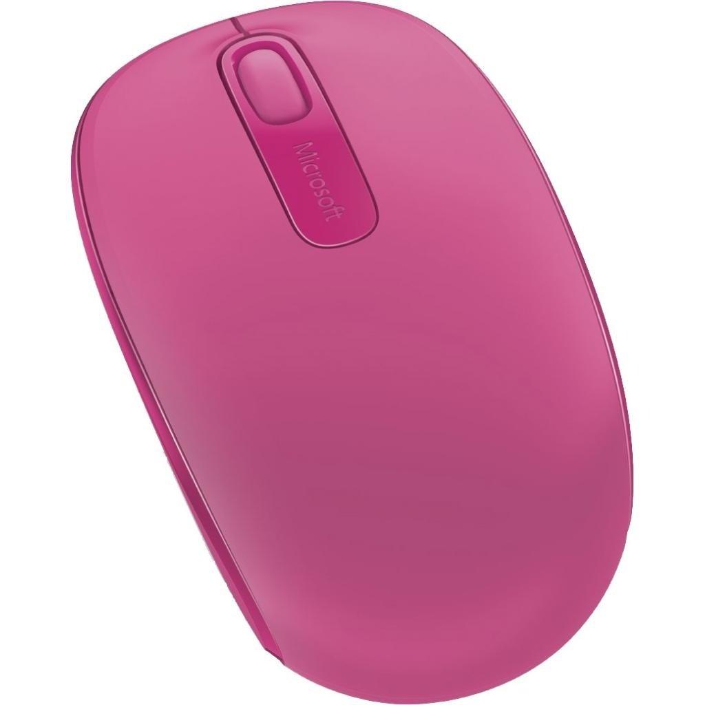 Миша Microsoft 1850 WL Magenta Pink (U7Z-00065) фото