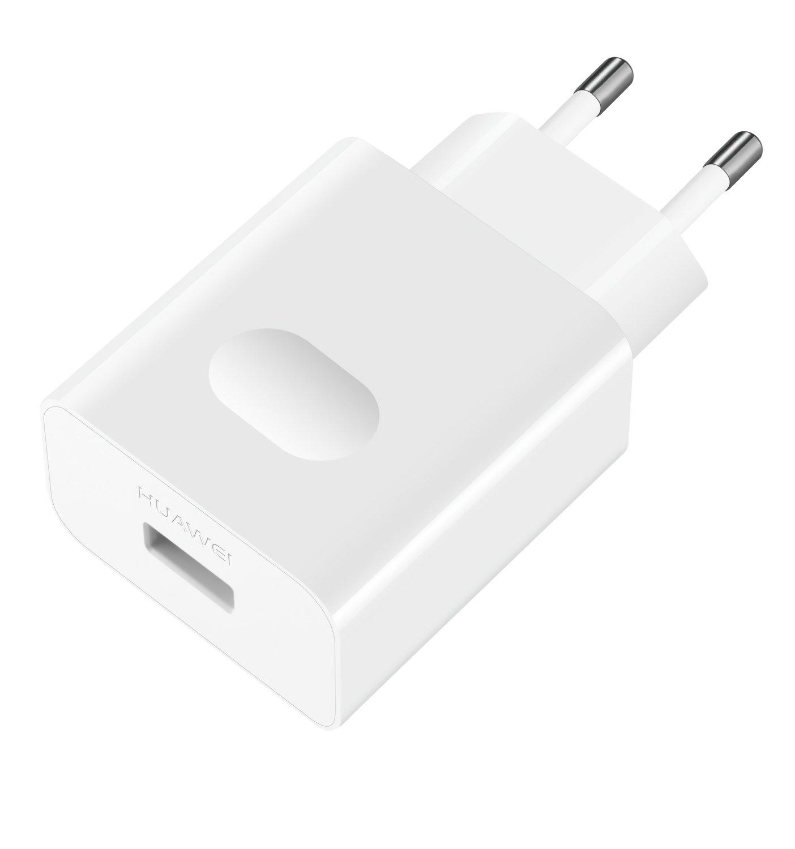 Мережевий зарядний пристрій Huawei AP81 SuperCharger+Type-C Cable White фото3