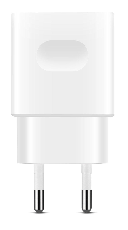 Мережевий зарядний пристрій Huawei AP32 QuickCharger+microUSB Cable White фото2