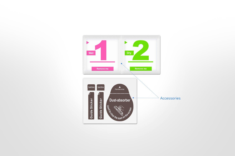 "Скло 2E для Samsung Galaxy Tab S4 10.5"" (T835) 2.5D Clear фото"