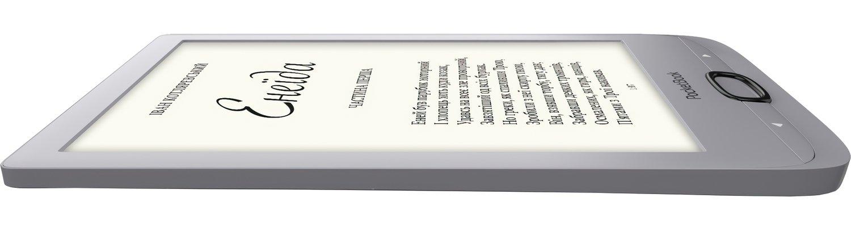 Електронна книга PocketBook 616 Silverфото4