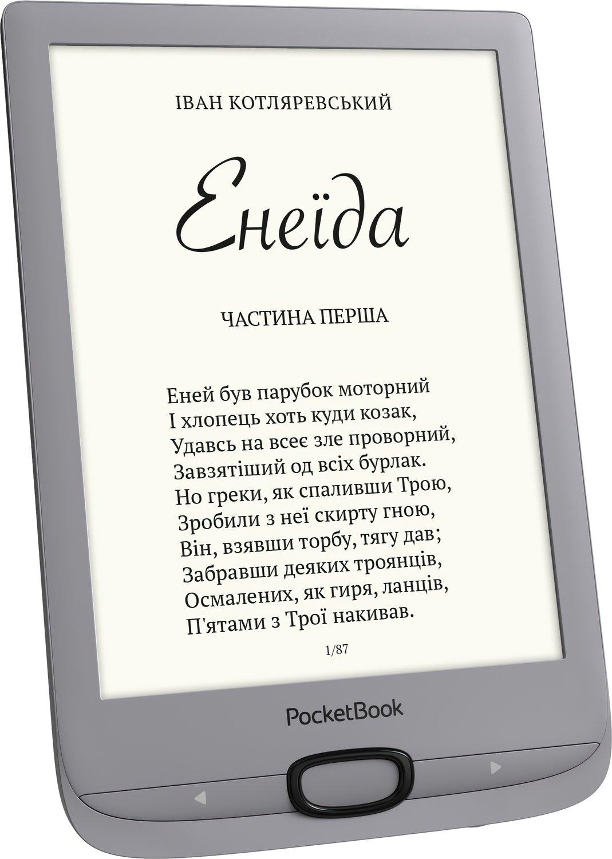 Електронна книга PocketBook 616 Silverфото2