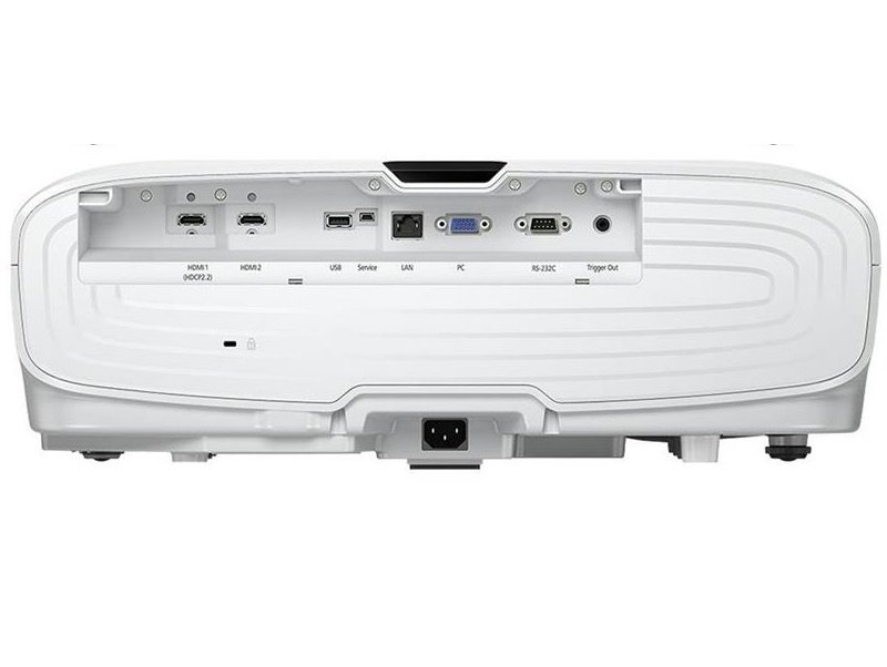 Проектор для домашнего кинотеатра Epson EH-TW7400 (3LCD, UHD e., 2400 ANSI Lm) (V11H932040) фото