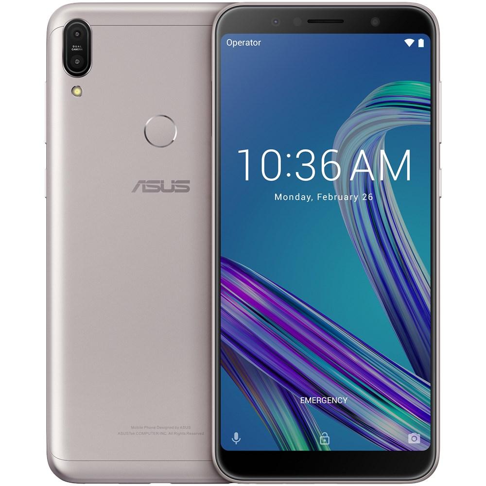 Смартфон Asus ZenFone Max Pro (M1) 4/64G (ZB602KL-4H150WW) DS Silver фото 3