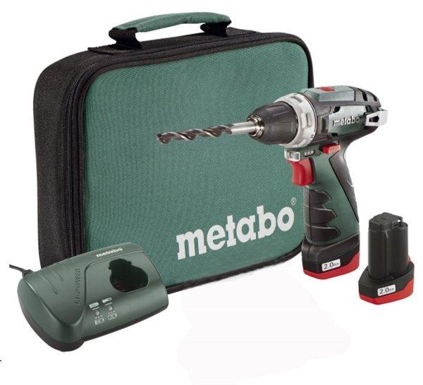 Акумуляторний шуруповерт Metabo PowerMaxx BS фото5