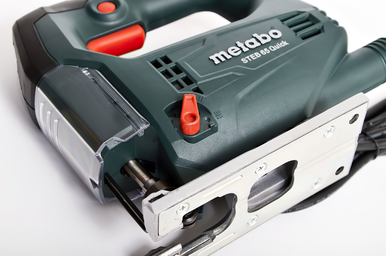 Электролобзик Metabo STEB 65 Quick фото