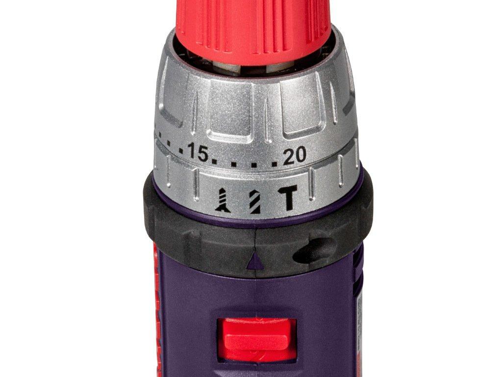 Акумуляторний ударний шуруповерт Sparky BUR2 12Li-C HD фото